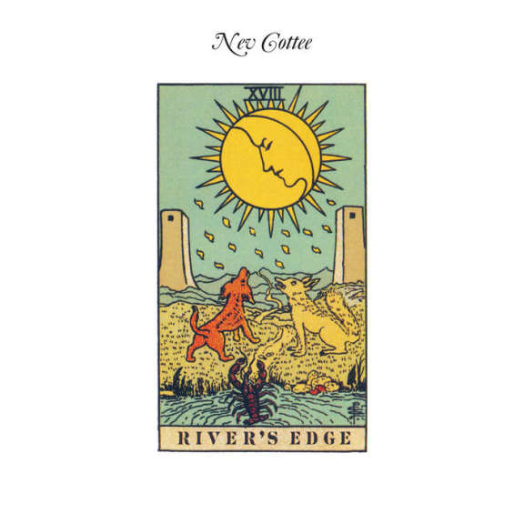 Nev Cottee River's Edge LP 2019