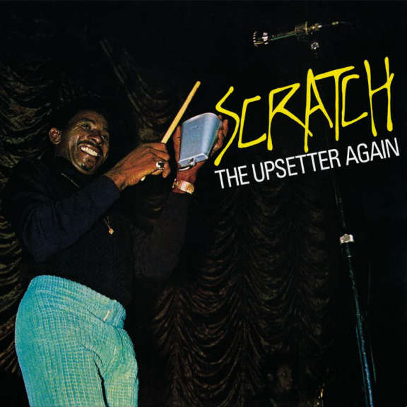 Upsetters Scratch the Upsetter Again LP 2019