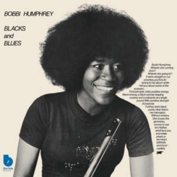 Bobbi Humphrey Blacks and Blues LP 2019