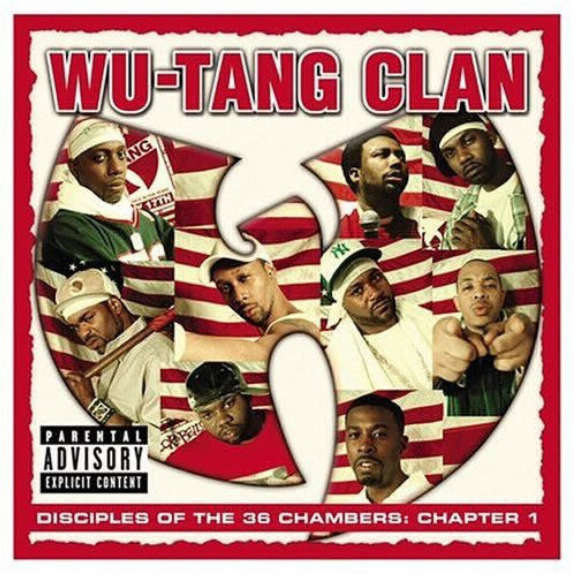 Wu-Tang Clan Disciples of the 36 chambers LP 2019