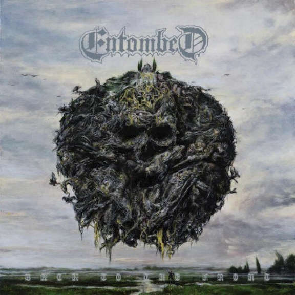Entombed A.D. Back to the Front LP 2019