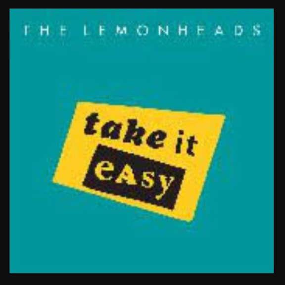 Lemonheads  Take it Easy 7'' LP 2019