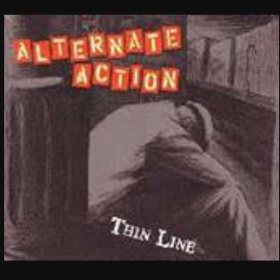Alternate Action Thin Line LP 2019