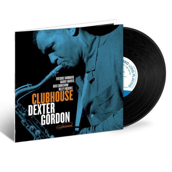 Dexter Gordon Clubhouse LP 2019