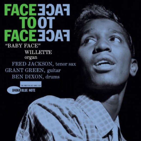 Baby Face Willette Face to Face LP 2019