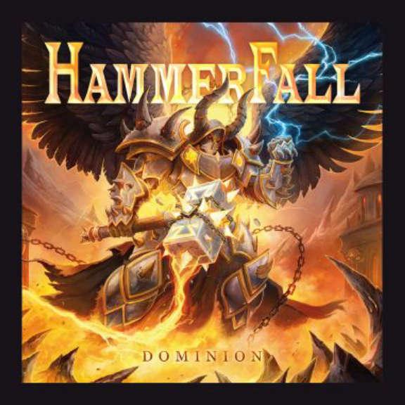 Hammerfall Dominion LP 2019