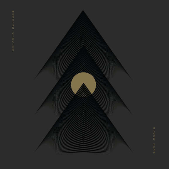 Russian Circles Blood Year LP 2019