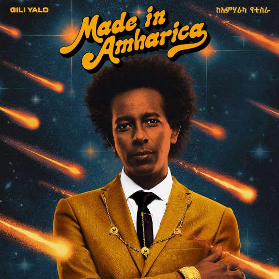 Gili Yalo Made In Amharica LP 2019