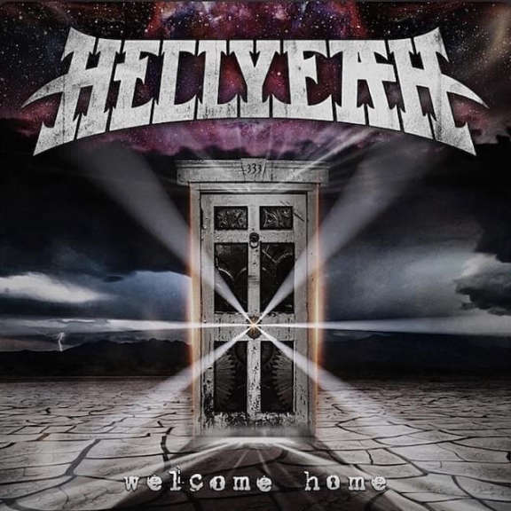 Hellyeah Welcome Home LP 2019