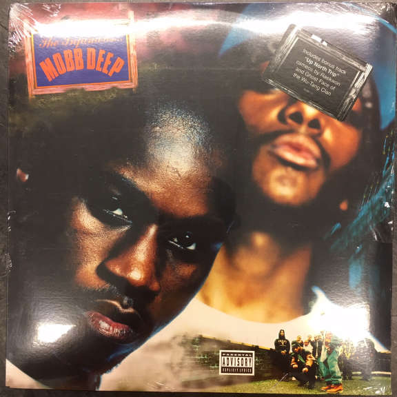 Mobb Deep The Infamous LP 1995