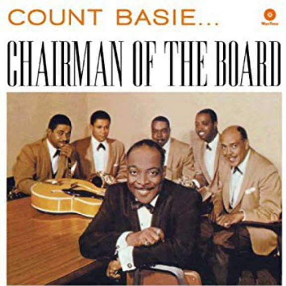Count Basie Chairman of the Board LP 2019