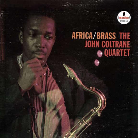 John Coltrane Africa/Brass LP 2019