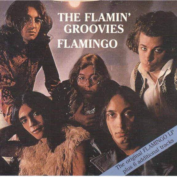 Flamin' Groovies Flamingo LP 2019