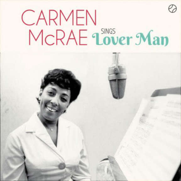 Carmen McRae Carmen McRae Sings Lover Man and other Billie Holiday Classics LP 2019