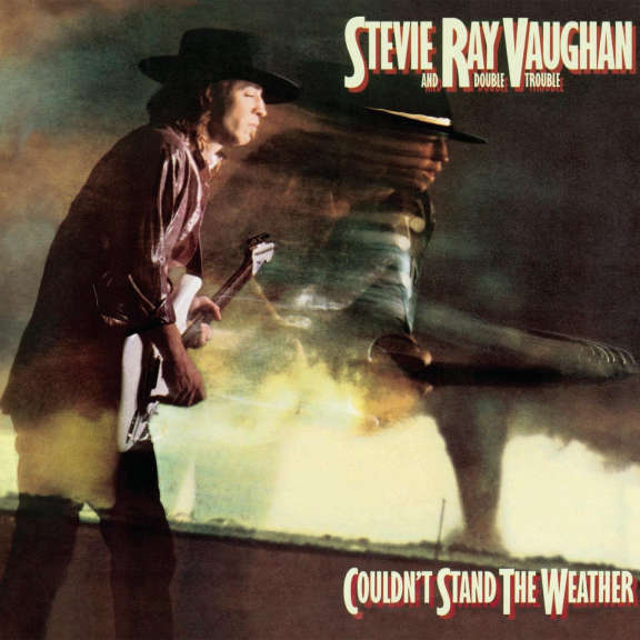 Stevie Ray Vaughan Couldn't Stand the Weather LP 2019