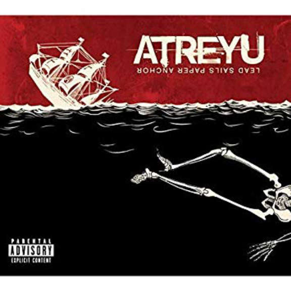 Atreyu Lead Sails Paper Anchor LP 2019