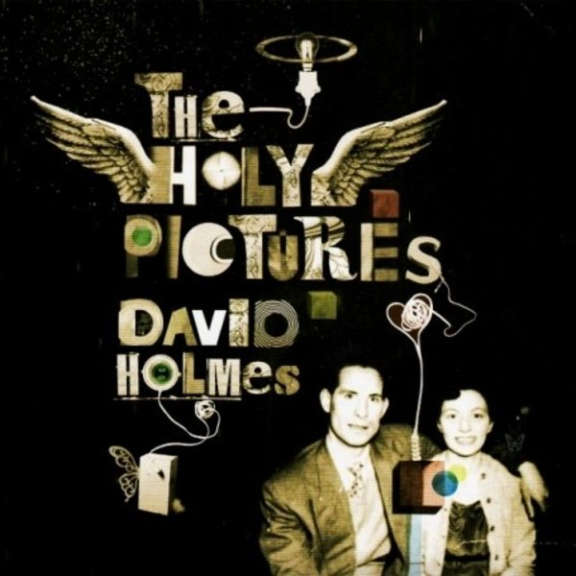 David Holmes The Holy Pictures LP 2019