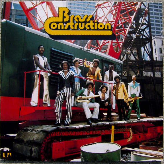 Brass Construction Brass Construction I LP 2019