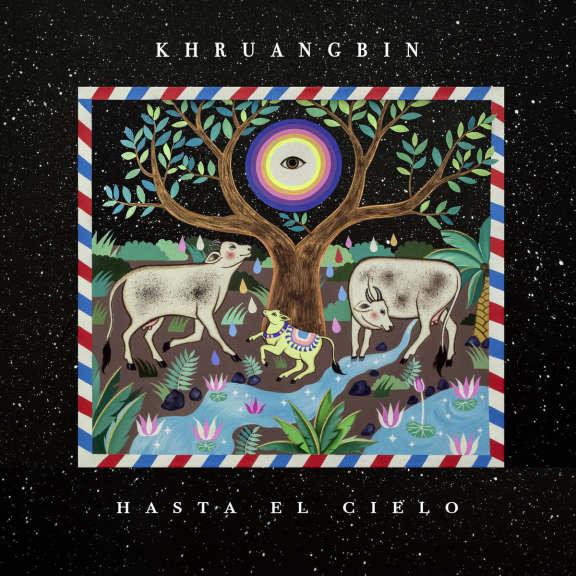 Khruangbin Hasta El Cielo (Con Todo El Mundo in Dub) (Coloured) LP 2019