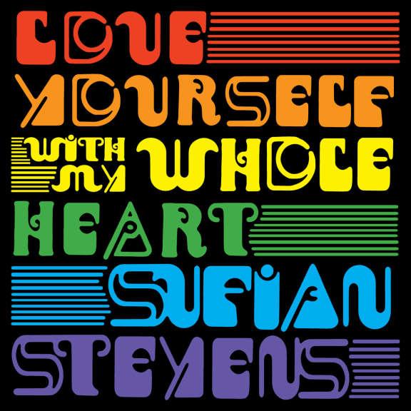 Sufjan Stevens Love Yourself / With My Whole Heart 7'' LP 2019