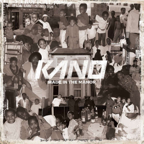 Kano Made in the Manor LP 2016