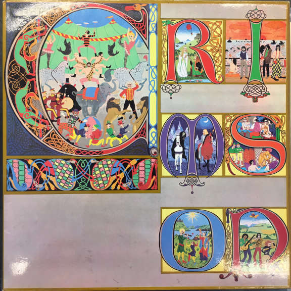 King Crimson Lizard   LP 1970