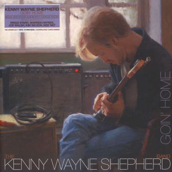 Kenny Wayne Shepherd Band Goin' Home LP 2014