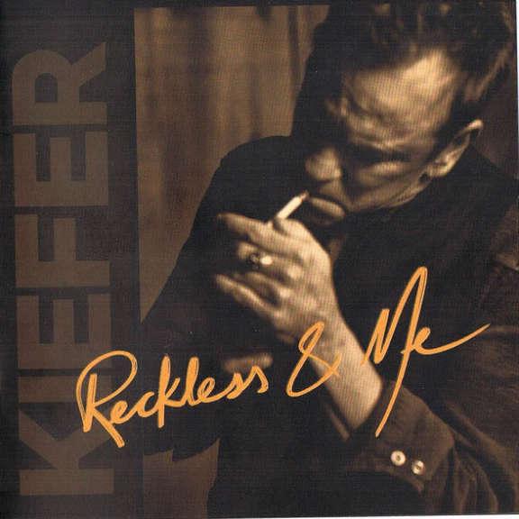 Kiefer Sutherland Reckless & Me LP 2019