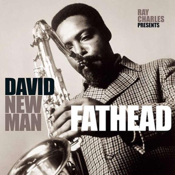 "David Newman Ray Charles Presents David ""Fathead"" Newman LP 2019"