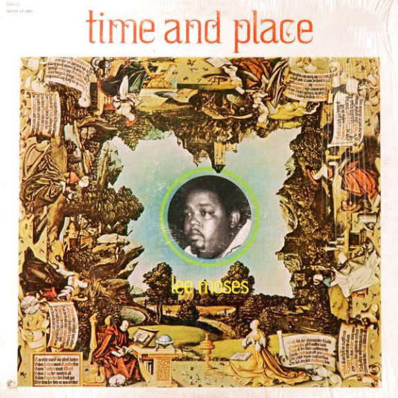 Lee Moses Time and Place LP 2019