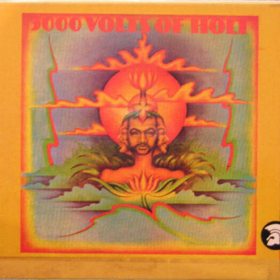 John Holt 3000 Volts of Holt LP 2019