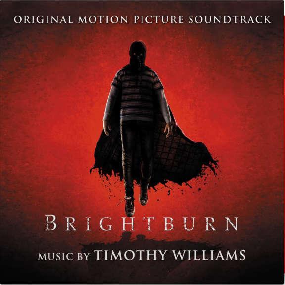 Timothy Williams Brightburn OST LP 2019