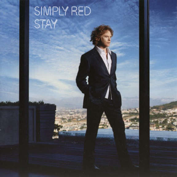 Simply Red Stay LP 2019