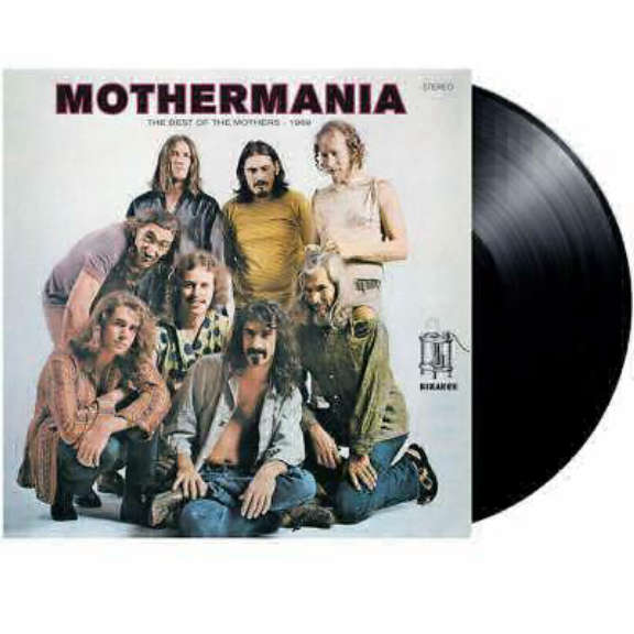Frank Zappa / The Mothers Mothermania: Best of the Mothers LP 2019