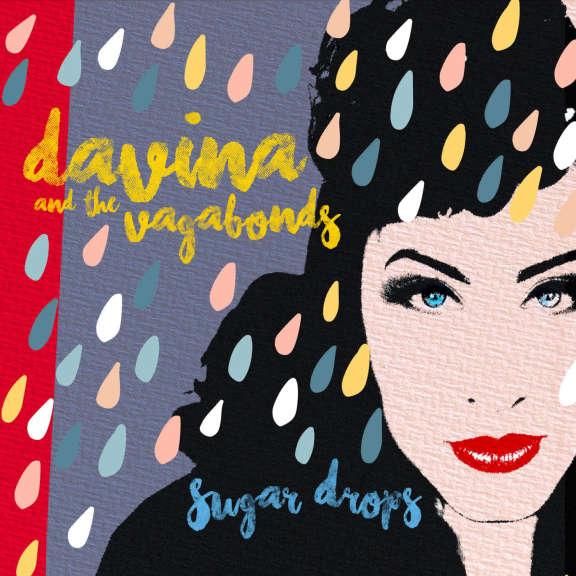 Davina & The Vagabonds Sugar Drop LP 2019