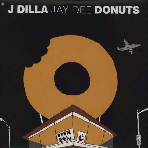 J Dilla Donuts LP 2019