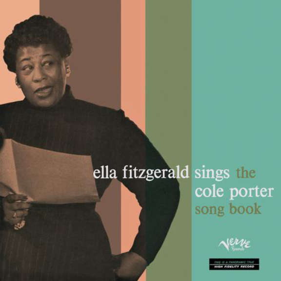 Ella Fitzgerald Sings the Songbooks LP 2019