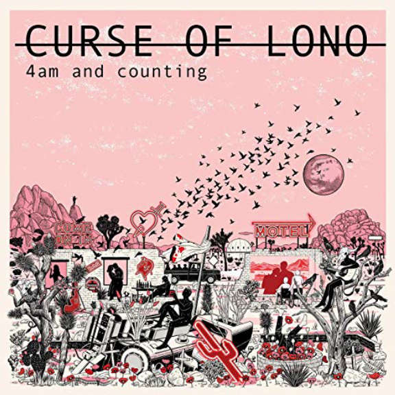 Curse of Lono 4AM and Counting LP 2019