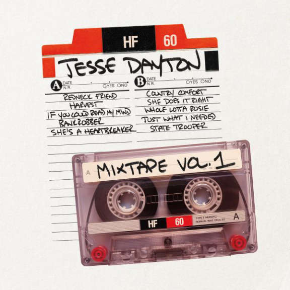 Jesse Dayton Mixtape Volume 1 LP 2019