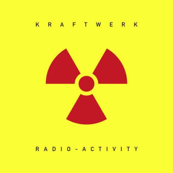 Kraftwerk Radio-Activity LP 2009
