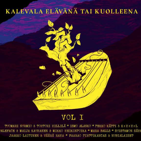 Various Kalevala elävänä tai kuolleena LP 2019