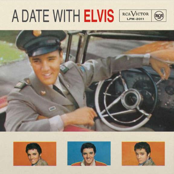Elvis Presley A Date With Elvis LP 2019