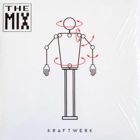 Kraftwerk The Mix LP 2009