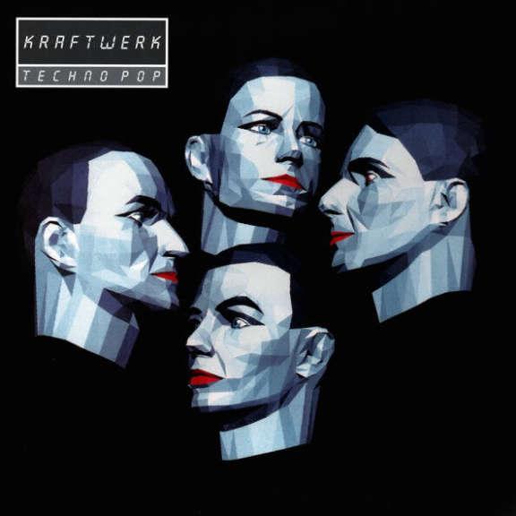 Kraftwerk Techno Pop LP 2017