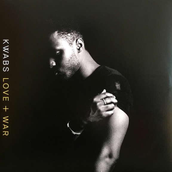 Kwabs Love + War LP 2015
