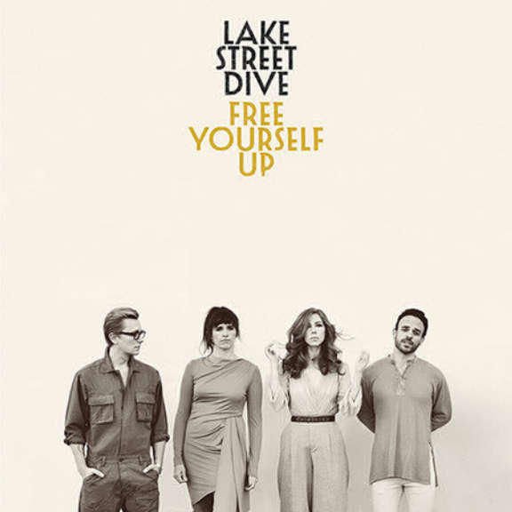 Lake Street Dive Free Yourself Up LP 2018