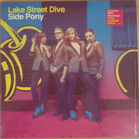 Lake Street Dive Side Pony LP 2016