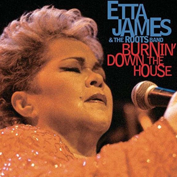 Etta James Burnin' Down the House LP 2019