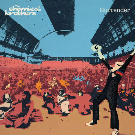 Chemical Brothers Surrender (20th Anniversary Edition) LP 2019
