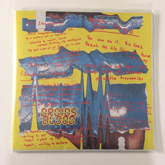 Droids Blood Be Free LP 2019